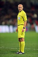 Tony CHAPRON  - 24.01.2015 - Guingamp / Lorient - 22eme journee de Ligue1<br />Photo : Vincent Michel / Icon Sport *** Local Caption ***