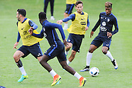France Training and Presser 010616