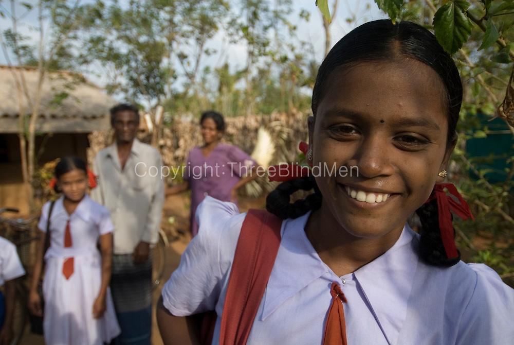 Sri Lanka. UNHCR. Krishnan Kovilady. Kopay.  Welfare Centre. Jaffna.