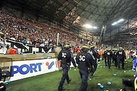 Securite / Supporters - 23.05.2015 - Marseille / Bastia - 38e journee Ligue 1<br />Photo : Gaston Petrelli / Icon Sport
