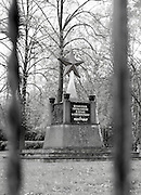 Berlin GERMANY  General Views around  the Soviet Cemetery in Dallgow Area of Land Berlin.  Thursday  22/04/2010  [Mandatory Credit. Peter Spurrier/Intersport Images]. Street Photos