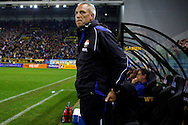Onderwerp/Subject: Vitesse - Willem II      Eredivisie<br /> Reklame: <br /> Club/Team/Country: Vitesse - Willem II<br /> Seizoen/Season: 2009/2010<br /> FOTO/PHOTO: Willem II's coach Arno PIJPERS dejected (Photo by PICS UNITED/Aaron van Zandvoort)<br /> <br /> Trefwoorden/Keywords: <br /> #03 $28 &plusmn;1261427875599<br /> Photo- &amp; Copyrights &copy; PICS UNITED<br /> P.O. Box 7164 - 5605 BE  EINDHOVEN (THE NETHERLANDS)<br /> Phone +31 (0)40 296 28 00<br /> Fax +31 (0) 40 248 47 43<br /> http://www.pics-united.com<br /> e-mail : sales@pics-united.com (If you would like to raise any issues regarding any aspects of products / service of PICS UNITED) or<br /> e-mail : sales@pics-united.com <br /> <br /> ATTENTIE:<br /> Publicatie ook bij aanbieding door derden is slechts toegestaan na verkregen toestemming van Pics United.<br /> VOLLEDIGE NAAMSVERMELDING IS VERPLICHT! (&copy; PICS UNITED/Naam Fotograaf, zie veld 4 van de bestandsinfo 'credits')<br /> ATTENTION: <br /> &copy; Pics United. Reproduction/publication of this photo by any parties is only permitted after authorisation is sought and obtained from  PICS UNITED- THE NETHERLANDS
