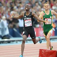 Men's 800m