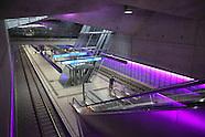 U-Bahnhoefe Bochum :: Subway Stations Bochum, Germany
