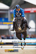 Christian Ahlmann - Dominator 2000 Z<br /> FEI World Breeding Jumping Championships for Young Horses 2016<br /> © DigiShots