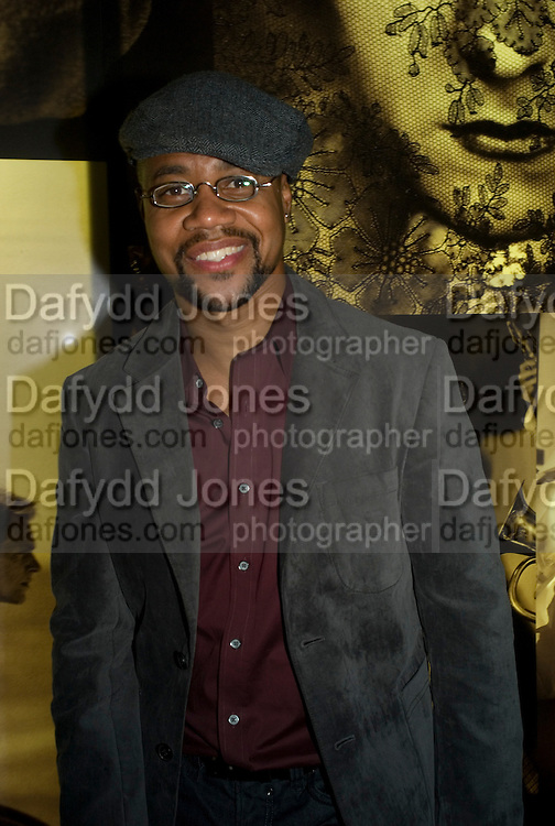 CUBA GOODING JNR, Vanity Fair Portraits: Photographs 1913-2008. Hosted by Burberry and Vanity Fair. National Portrait Gallery. London. 9 February 2008.  *** Local Caption *** -DO NOT ARCHIVE-© Copyright Photograph by Dafydd Jones. 248 Clapham Rd. London SW9 0PZ. Tel 0207 820 0771. www.dafjones.com.