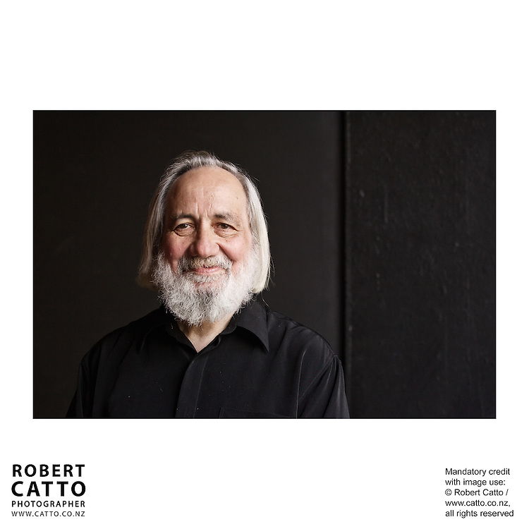 BARRY BARCLAY (1944-2008).Ngati Apa.2004 Arts Foundation of New Zealand Laureate.Film Director/Writer