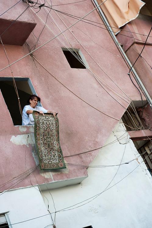 Beirut, Lebanon, April 09, 2011. OMAR YASHRUTi