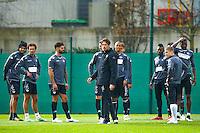 Dominique Arribage / groupe Toulouse  - 19.03.2015 - Entrainement - Toulouse<br /> Photo : Manuel Blondeau / Icon Sport