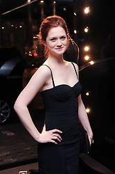 BONNIE WRIGHT at a party hosted by InStyle to celebrate the iconic glamour of Dolce & Gabbana held at D&G, 6 Old Bond Street, London on 3rd November 2010.
