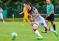 12.07.2017, Sportplatz Buergerau, Saalfelden, AUT, Testspiel, FC Pinzgau vs FC St. Pauli, im Bild Waldemar Sobota (FC St. Pauli) // during the Friendly Football Match between FC Pinzgau and FC St. Pauli at the Stadion Buergerau, Saalfelden, Austria on 2017/07/12. EXPA Pictures © 2017, PhotoCredit: EXPA/ JFK