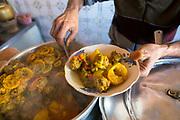 Sardine kefta tajine stew with preserved lemons, Sidi Ghanem Industrial Quarter, Marrakech, Morocco, 2018–02-10.