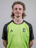 FODBOLD: Mads Rud Larsen ved FC Taastrup FC's officielle fotosession den 15. marts 2018. Foto: Claus Birch
