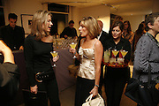 FOX NEWS PRESENTER AMY KELLOGG AND ANDREA CATHERWOOD, Maria Grachvogel 5th Anniversary of her  Sloane St store. 162 Sloane St. London. 19 October 2006. -DO NOT ARCHIVE-© Copyright Photograph by Dafydd Jones 66 Stockwell Park Rd. London SW9 0DA Tel 020 7733 0108 www.dafjones.com