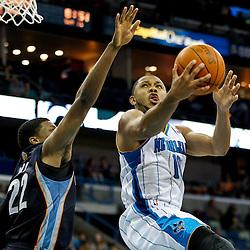 12-21-2011 Preseason-Memphis Grizzlies at New Orleans Hornets