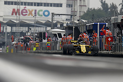 October 27, 2018 - Mexico-City, Mexico - Motorsports: FIA Formula One World Championship 2018, Grand Prix of Mexico, .#27 Nico Hulkenberg (GER, Renault Sport Formula One Team) (Credit Image: © Hoch Zwei via ZUMA Wire)