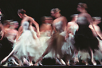 Royal Ballet Company in Swan Lake.<br />