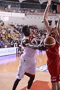 DESCRIZIONE : Roma Lega A 2012-13 Acea Roma Trenkwalder Reggio Emilia<br /> GIOCATORE : Adeola Dagunduro<br /> CATEGORIA : passaggio<br /> SQUADRA : Acea Roma<br /> EVENTO : Campionato Lega A 2012-2013 <br /> GARA : Acea Roma Trenkwalder Reggio Emilia<br /> DATA : 14/10/2012<br /> SPORT : Pallacanestro <br /> AUTORE : Agenzia Ciamillo-Castoria/GiulioCiamillo<br /> Galleria : Lega Basket A 2012-2013  <br /> Fotonotizia : Roma Lega A 2012-13 Acea Roma Trenkwalder Reggio Emilia<br /> Predefinita :