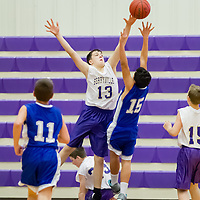 01-05-15 Berryville 7th Boys vs. Forsyth