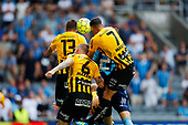 Djurgårdens IF v BK Häcken 22 juli Allsvenskan
