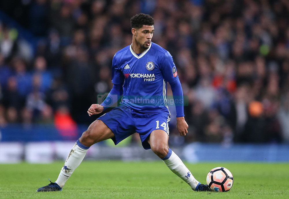 File photo dated 28-01-2017 of Chelsea's Rubens Loftus Cheek.