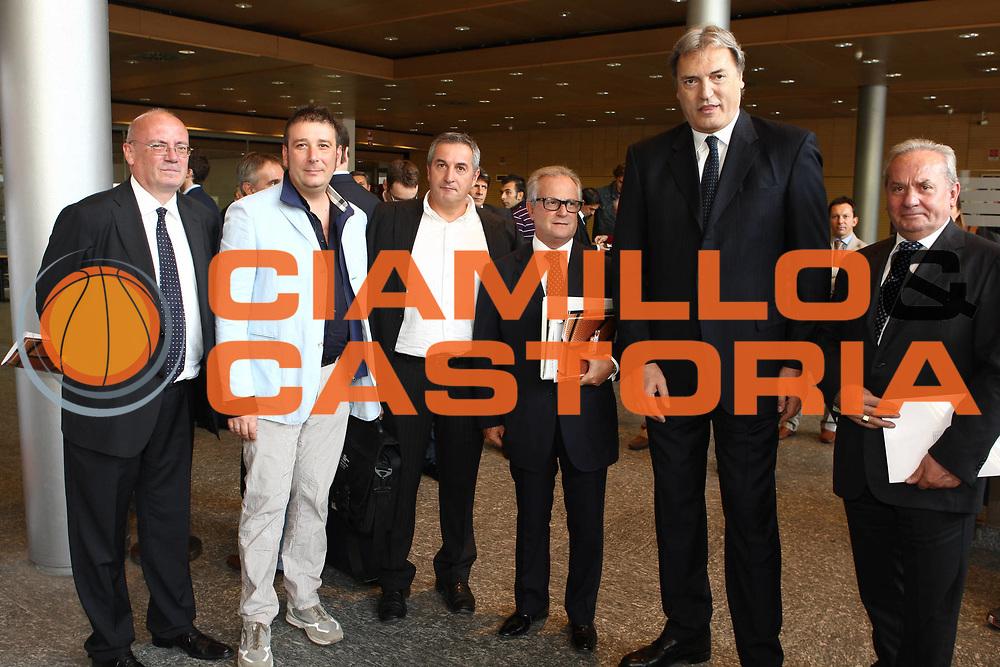 DESCRIZIONE : Milano Sede Sole 24 Ore LegaDue Lega A2 2010-11 Presentazione Campionato<br /> GIOCATORE : Dino Meneghin Mazzeo<br /> SQUADRA : <br /> EVENTO : Campionato LegaDue Lega A2 2010-2011 <br /> GARA : <br /> DATA : 23/09/2010 <br /> CATEGORIA : <br /> SPORT : Pallacanestro <br /> AUTORE : Agenzia Ciamillo-Castoria/GiulioCiamillo<br /> Galleria : Lega Basket A2 2010-2011 <br /> Fotonotizia : Milano Sede Sole 24 Ore Campionato Italiano LegaDue Lega A2 2010-2011 Presentazione Campionato<br /> Predefinita :