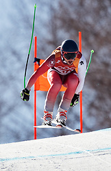 13.02.2018, Jeongseon Alpine Centre, Pyeongchang, KOR, PyeongChang 2018, Ski Alpin, Herren, Kombination, im Bild Carlo Janka (SUI) // Carlo Janka of Switzerland during the Mens Ski Men's Alpine Combined of the Pyeongchang 2018 Winter Olympic Games at the Jeongseon Alpine Centre in Pyeongchang, South Korea on 2018/02/13. EXPA Pictures © 2018, PhotoCredit: EXPA/ Johann Groder