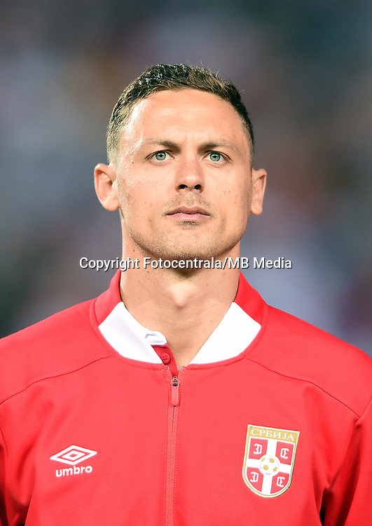 Nemanja Matic, Serbia vs Wales. World Cup qualifications<br /> Belgrade 11.06.2017