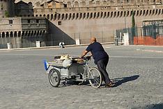 Rome, streetlife