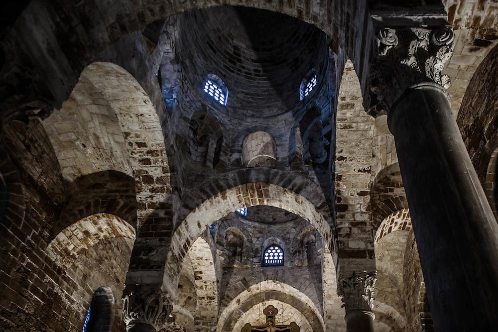 Palermo: chiesa di San Cataldo.