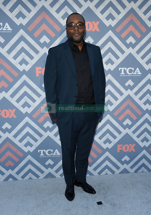 08 August  2017 - West Hollywood, California - Lee Daniels.   2017 FOX Summer TCA held at SoHo House in West Hollywood. Photo Credit: Birdie Thompson/AdMedia *** Please Use Credit from Credit Field ***