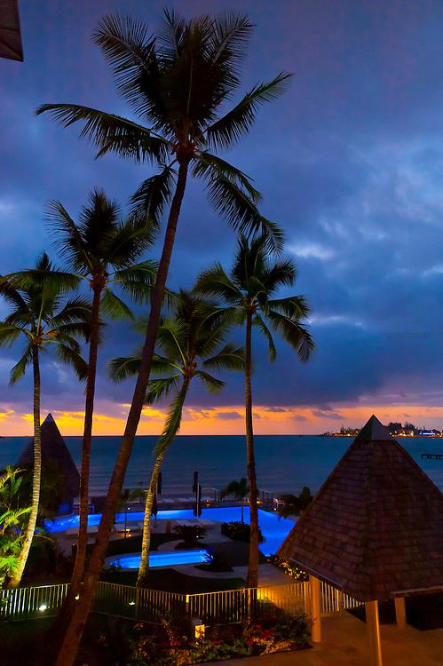 Royal Tera Beach Resort, Noumea, Grand Terre, New Caledonia