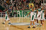 DESCRIZIONE : Avellino Lega A 2014-15 Sidigas Avellino Pasta Reggia Caserta<br /> GIOCATORE : Team Sidigas Avellino<br /> CATEGORIA : ritratto delusione<br /> SQUADRA : Sidigas Avellino<br /> EVENTO : Campionato Lega A 2014-2015<br /> GARA : Sidigas Avellino Pasta Reggia Caserta<br /> DATA : 19/04/2015<br /> SPORT : Pallacanestro <br /> AUTORE : Agenzia Ciamillo-Castoria/A. De Lise<br /> Galleria : Lega Basket A 2014-2015 <br /> Fotonotizia : Avellino Lega A 2014-15 Sidigas Avellino Pasta Reggia Caserta