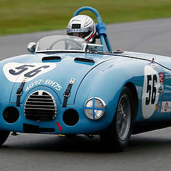 GOODWOOD REVIVAL....Romain Dumas during qualifying for the weekend races...(c) STEPHEN LAWSON | SportPix.org.uk