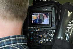 Pictured:  Ben Macpherson chats with Support Practitioner Matt Sulkowsky<br /> <br /> Migration minister Ben Macpherson visited social care provider Carr Gomm in Edinburgh today where he discussed with staff how proposed new UK immigration rules will hamper the recruitment of health and social care workers from outside the UK and Ireland. <br /> <br /> <br /> Ger Harley | EEm 21 March 2019