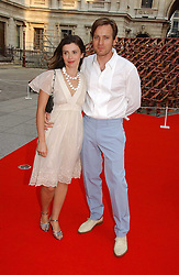 Actor EWAN McGREGOR and his wife EVE at the Royal Academy of Art's SUmmer Party following the official opening of the Summer Exhibition held at the Royal Academy of Art, Burlington House, Piccadilly, London W1 on 7th June 2006.<br />