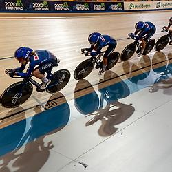 15-10-2019: Cycling: EC track: Apeldoorn<br />Squadra Italia