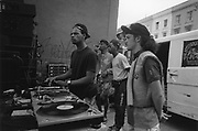 Nellee Is My Selecta, wild Bunch at St. Paul's Carnival, Bristol, 1985 (3)