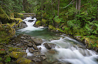 Deception Creek, Alpine Lakes Wilderness Washington