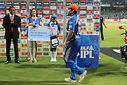IPL S4 Match 21 Mumbai Indians v Pune Warriors