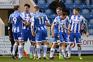 Colchester United v Hartlepool United 250217