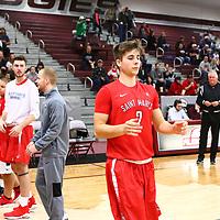 Men's Basketball: Augsburg University Auggies vs. Saint Mary's University (Minn.) Cardinals