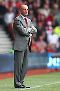 Picture by Paul Terry/Focus Images Ltd +44 7545 642257<br /> 28/09/2013<br /> Ian Holloway, Manager of Crystal Palace during the Barclays Premier League match at the St Mary's Stadium, Southampton.