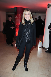 FIONA PHILLIPS at the Costa Book Awards 2009 held at Quaglino's, 16 Bury Street, London SW1 on 26th January 2010.