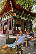 Wenshu Temple Teahouse - In addition to the halls and gardens this Tang Dynasty Buddhist temple also has a popular tea house that offers an insightful window of Chengdu daily life as it is frequented by locals who play games of chess, read or just chat with family and friends.