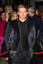 Neil Jones attends the opening night of Fire in the Ballroom by dance company Burn the Floor at The Peacock in London.