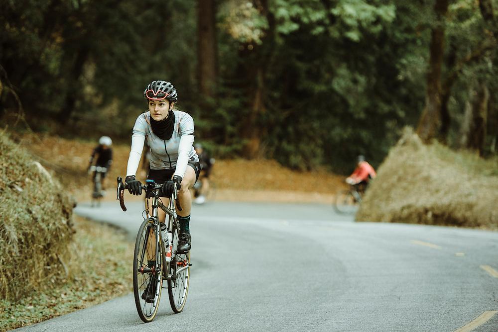 Palo Alto Bicycles group bike ride in Palo Alto, CA
