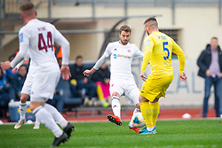 Ozbej Kuhar of Triglav during football match between NK Domzale and NK Triglav in Round #18 of Prva liga Telekom Slovenije 2019/20, on November 23, 2019 in Sports park Domzale, Slovenia. Photo by Sinisa Kanizaj / Sportida