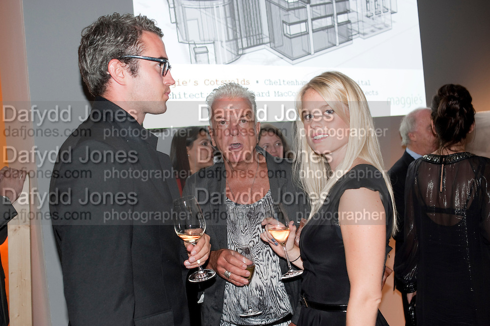 ADAM O'RIORDAN; NICKY HASLAM; ALICE EVE; , Maggie's autumn fundraiser in aid of the Cancer charity. .  Phillips de Pury &amp; Company, 9 Howick Place, London <br /> www.maggiescentres.org. 27 September 2010. <br /> <br /> -DO NOT ARCHIVE-&copy; Copyright Photograph by Dafydd Jones. 248 Clapham Rd. London SW9 0PZ. Tel 0207 820 0771. www.dafjones.com.