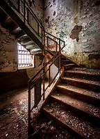 The historic Trans-Allegheny Lunatic Asylum in Weston, West Virginia